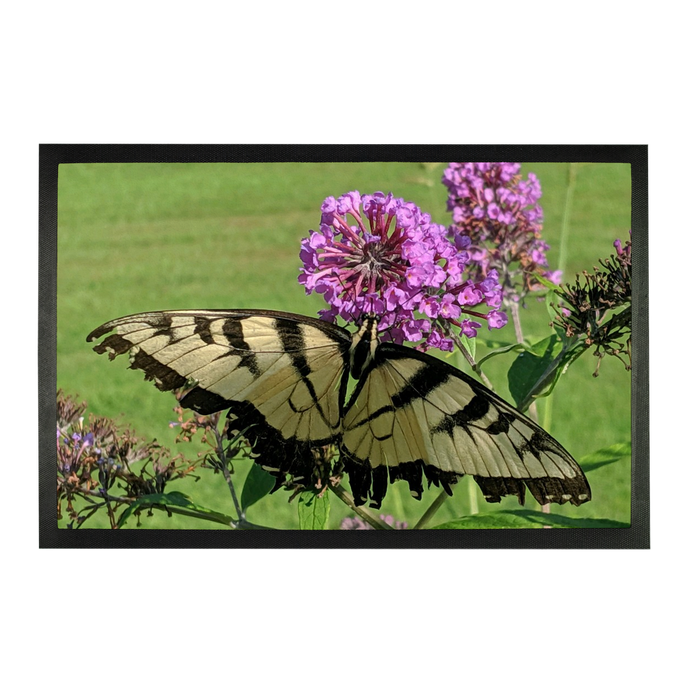 Sublimation Doormat - Swallowtail Butterfly - The Nature Collection