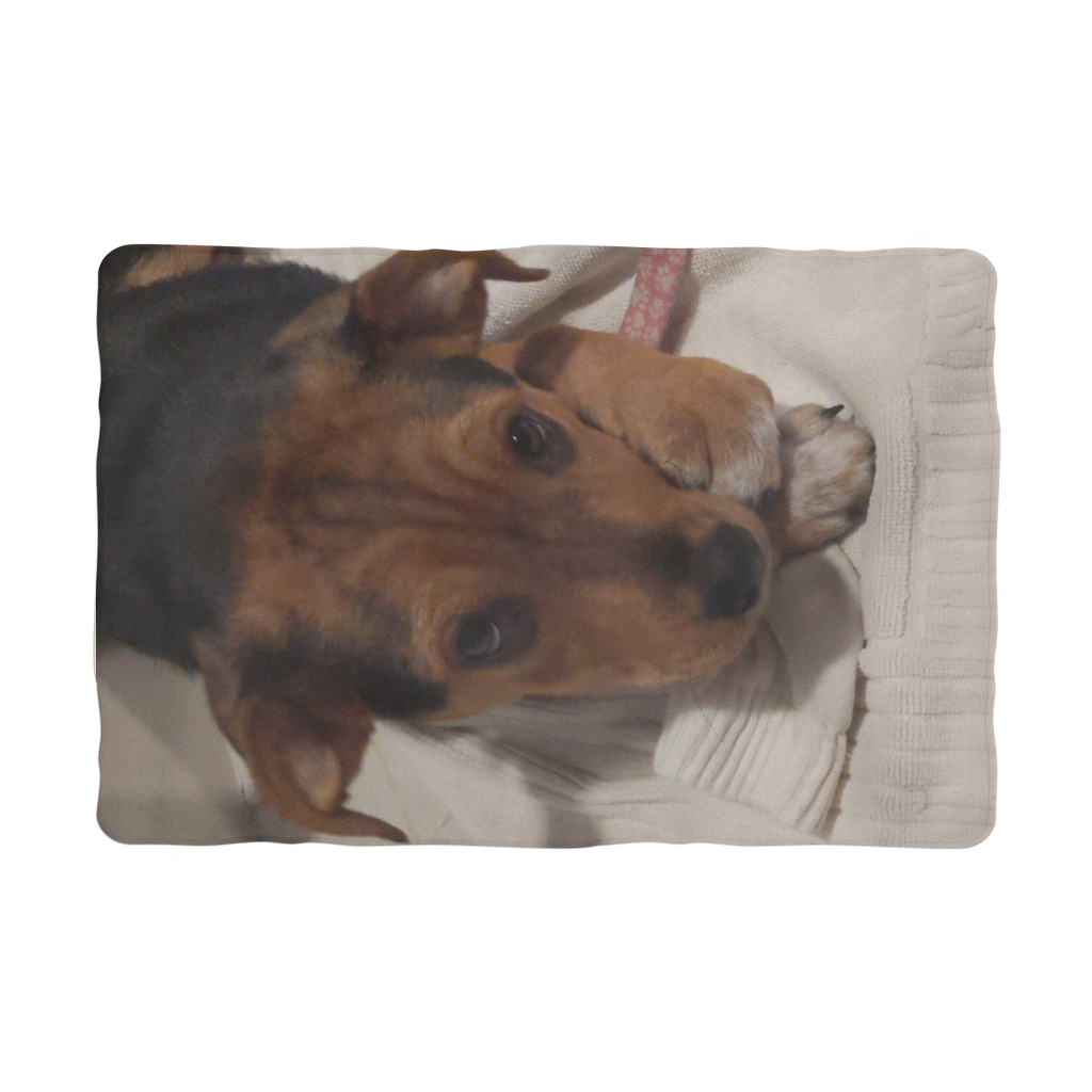 Pet Blanket -Sublimation - Rescue Pets Collection -