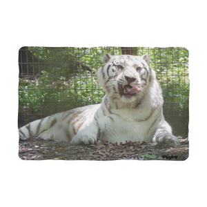 Sublimation Pet Blanket - Wally the White Tiger Collection