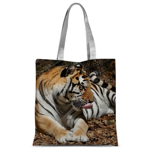 Classic Sublimation Tote Bag - Toby the Tiger Collection