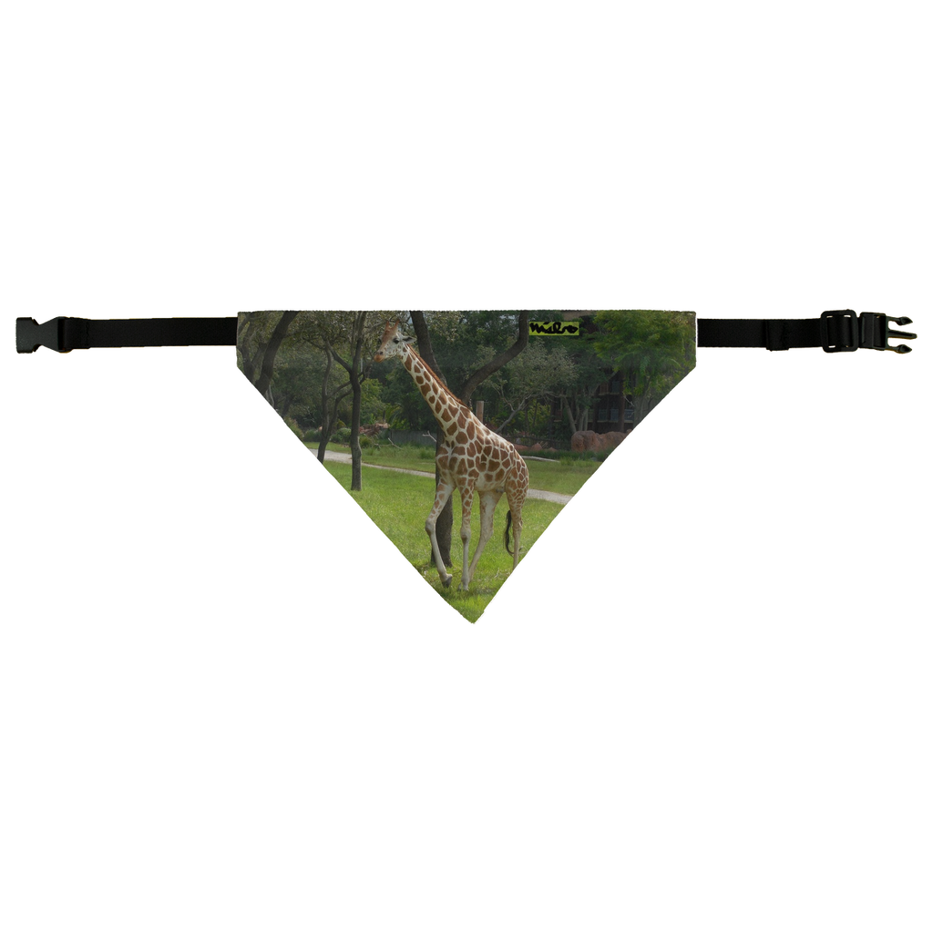 Pet Bandana - Jeffrey the Giraffe Collection