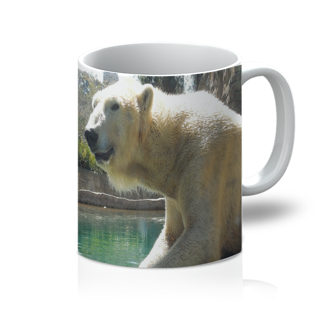 11oz Mug - Arctic Polar Bear Collection