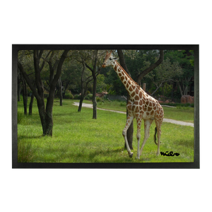 Sublimation Doormat - Jeffrey the Giraffe Collection