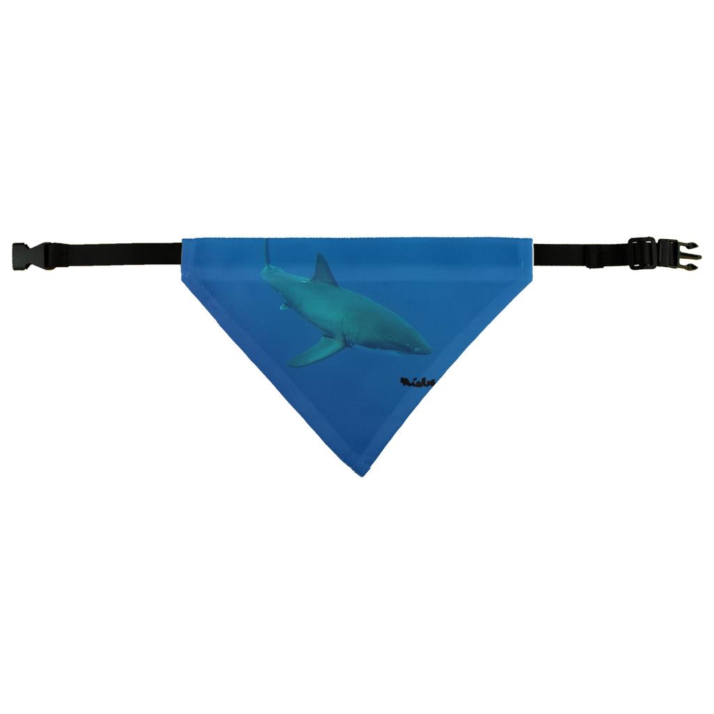 Pet Bandana - Candy the Great White Shark Collection