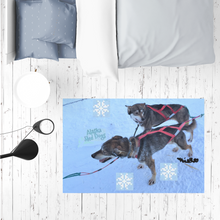 Load image into Gallery viewer, Sublimation Mat / Carpet / Rug / Play Mat / Pet Feeding Mat - Alaska Sled Dogs Collection