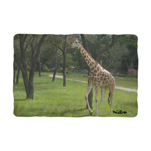 Sublimation Pet Blanket - Jeffrey the Giraffe Collection