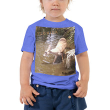 Load image into Gallery viewer, Toddler Short Sleeve Tee - Daisy the Deer Collection