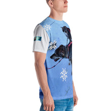 Load image into Gallery viewer, Premium T-shirt (2-sided) - Short Sleeve Unisex - Alaska Sled Dogs Collection