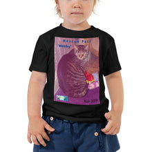 "Load image into Gallery viewer, Toddler Short Sleeve Tee - Rescue Pets Collection - ""Webby"""