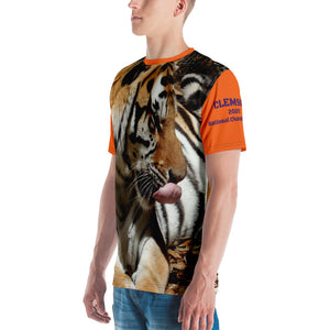 NCAA 2020 College Football Championship CLEMSON Tigers Premium Unisex T-shirt (2-sided)