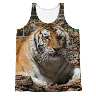 Unisex Tank Top (2-sided) - Toby the Tiger Collection