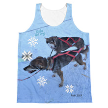 Load image into Gallery viewer, Unisex Tank Top (2-sided) - Alaska Sled Dogs Collection