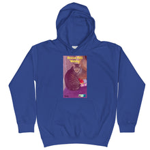 "Load image into Gallery viewer, Kids Hoodie Sweatshirt - Rescue Pets Collection - ""Webby"""