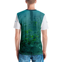 Load image into Gallery viewer, Premium T-shirt (2-sided) - Short Sleeve Unisex - Reef Fish Collection - Fish Gathering
