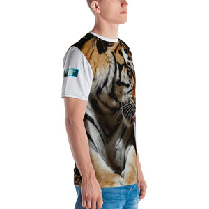 Premium T-shirt (2-sided) - Short Sleeve Unisex - Toby the Tiger Collection