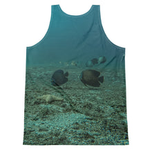 Load image into Gallery viewer, Unisex Tank Top (2-sided) - Reef Fish Collection - Stingray & Starfish