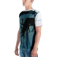 Load image into Gallery viewer, Premium T-shirt (2-sided) - Short Sleeve Unisex - Rudolph the Reindeer Collection