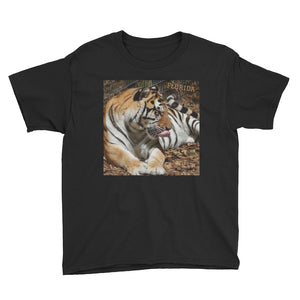Youth/Kids' Short Sleeve T-Shirt - Toby the Tiger Collection