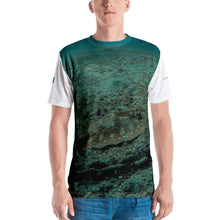 Load image into Gallery viewer, Premium T-shirt (2-sided) - Short Sleeve Unisex - Reef Fish Collection - Stingray & Starfish