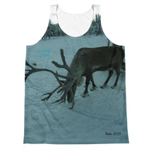 Load image into Gallery viewer, Unisex Tank Top (2-sided) - Rudolph the Reindeer Collection