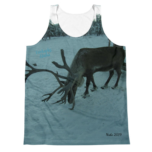 Unisex Tank Top (2-sided) - Rudolph the Reindeer Collection