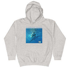 Load image into Gallery viewer, Kids Hoodie Sweatshirt - Surrounded by Sharks Collection