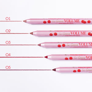 gel lip pencil Le Grand Volume Vivienne Sabo| All
