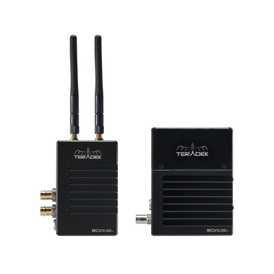 Teradek Bolt 500 LT 3G-SDI Wireless Transmitter and Receiver