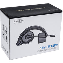 CAME-TV WAERO Auriculares inalámbricos digital, con paquete de 3