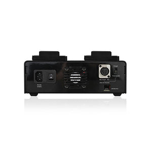 Cargador Dual V-Mount CORE SWX - FLEET-DM2S