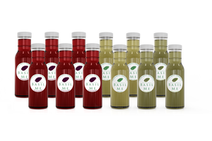 Elderberry/Original/Wheatgrass - 'Basil Me' Assorted Case
