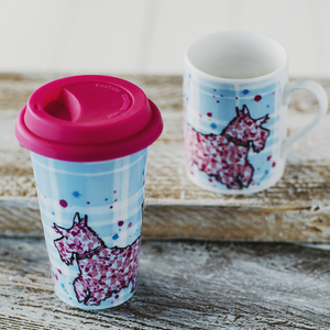 Scottie Dog Travel Mug (SI-TM-SD)