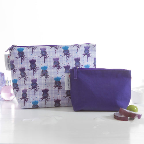 Thistle Wash Bag Set (SI-CB-2-BT)
