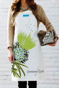Gooseberry Thistle Apron (SI-A-GT)
