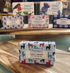 Luxury Soap Bar by Scott Inness Stag Design (SIBSST)