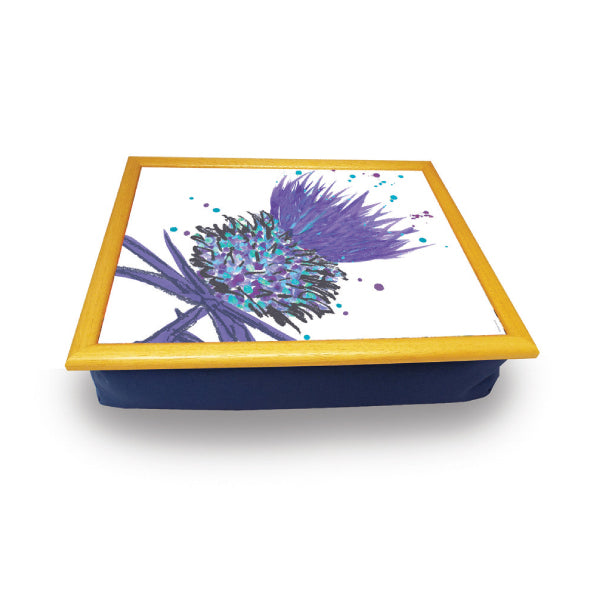 Bramble Thistle Lap Tray (SILAP09)