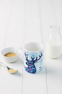 Scottish Stag Mug (SI-M-SS)