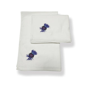 Bramble Thistle Hand Towels Pack 2 (SITOWBT)