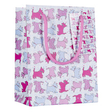Load image into Gallery viewer, Scottie Dog Small Gift Bag (SIGB01SD)