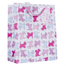 Load image into Gallery viewer, Scottie Dog Medium Gift Bag (SIGB02SD)
