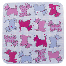 Load image into Gallery viewer, Scottie Dog Repeat Table Mats set of 2 (SITM32SET2)