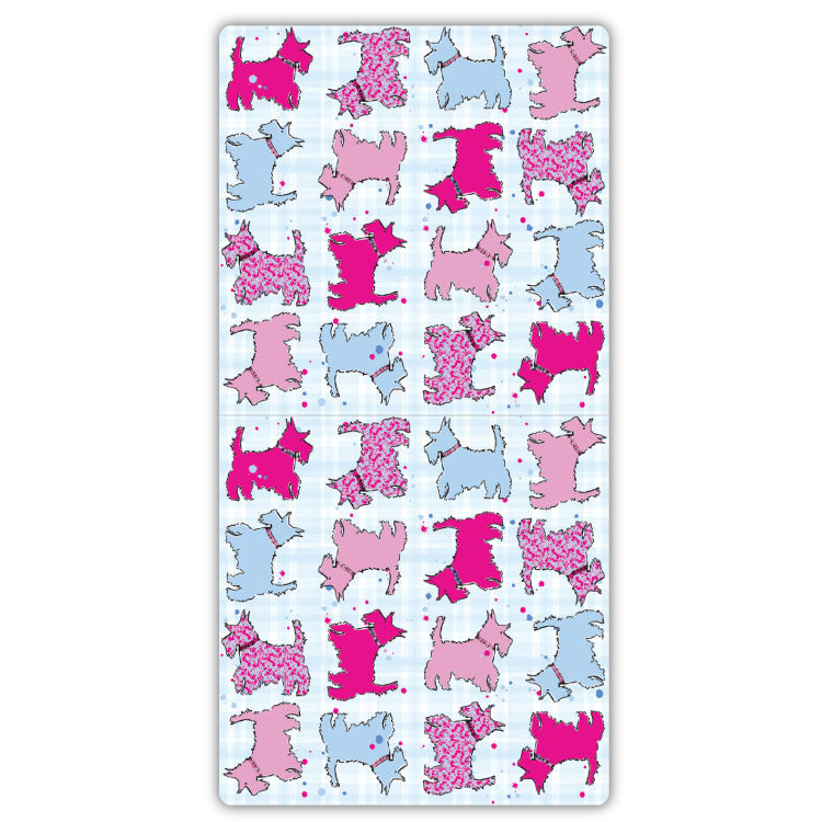 Scottie Dog Pocket Paper Tissues 10 pack (SITI01SD)