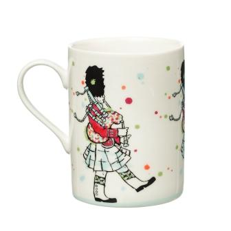 Scottish Piper Mug (SI-M-SP)