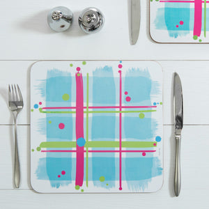 Skye Tartan Table Mats set of 2 (SITM35SET2)