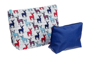Stag Wash Bag Set (SI-CB-2-SS)