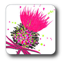Load image into Gallery viewer, Mixed Thistles Coasters set of 4 (SICO10SET)