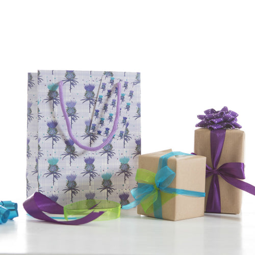 Bramble Thistle Small Gift Bag (SIGB01TH)