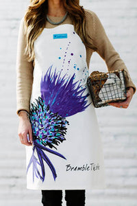 Bramble Thistle Apron (SI-A-BT)