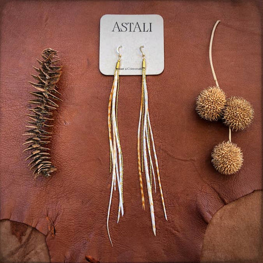 Astali Feather Earrings