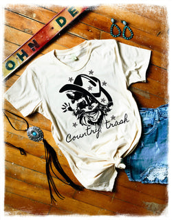 Country Trash Tee